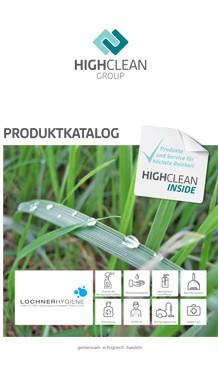 Highclean Produktkatalog