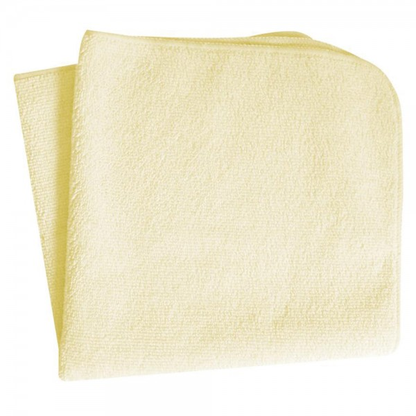 Microfasertuch PROFI 40 x 40cm gelb
