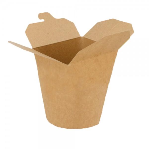 Pasta und Nudel Box 960 ml braun 223.07