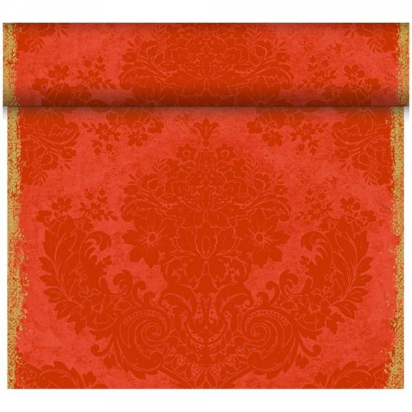DUNI Tete-A-Tete Tischläufer Dunicel Royal Mandarin