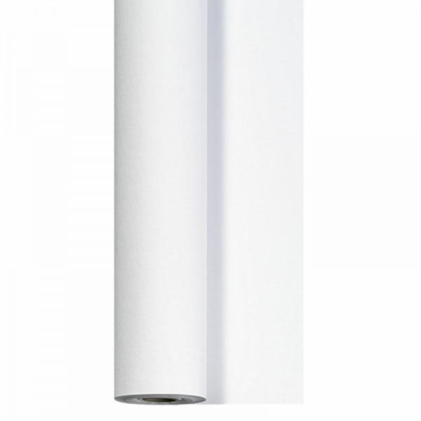 DUNI Tischtuch Rolle Dunicel 1,18 x 40 Meter weiß