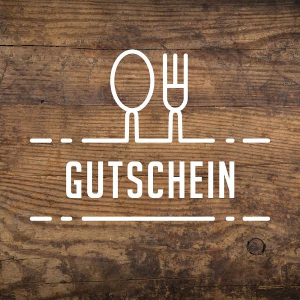 Gutschein-Klappkarte Lets go ..