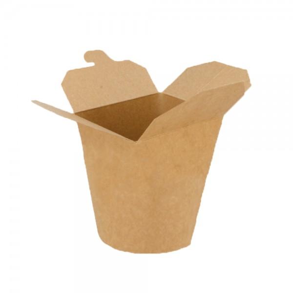 Pasta und Nudel Box 780 ml braun 223.06