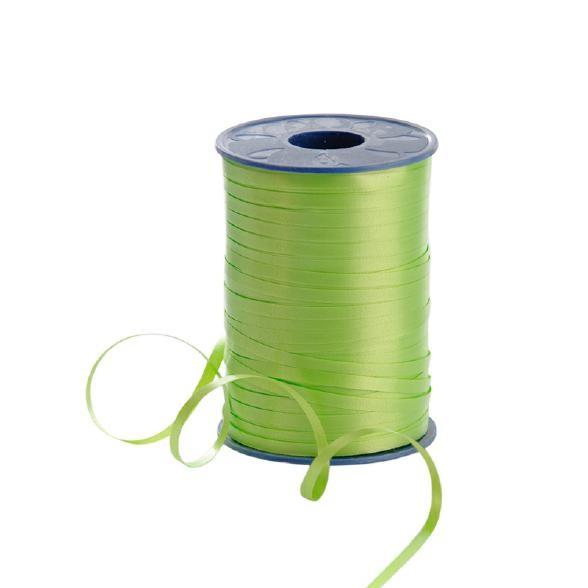 Polyband 5mm 500 Meter apfelgrün