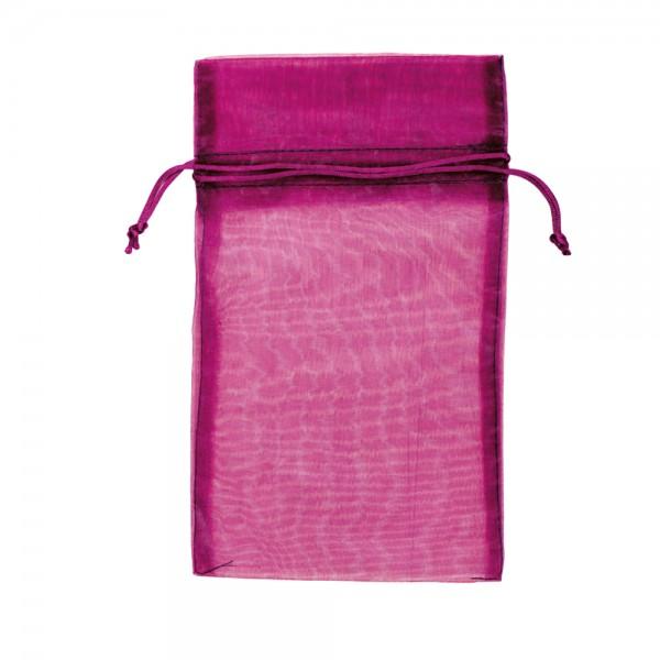 Organza Säckchen 20 x 30 cm - pink