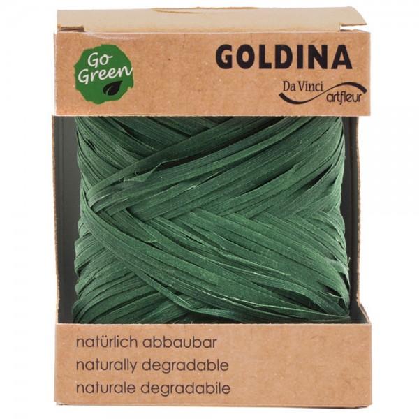 Raffia Band biologisch abbaubar 10mm/50Meter Grün