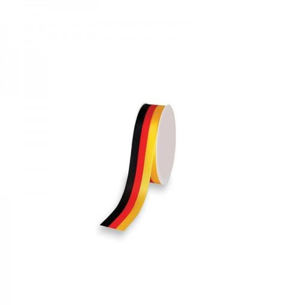 Nationalband 25mm/25Meter Deutschland