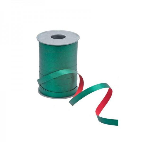 Polyband Bicolour 10mm 200Meter rot/grün