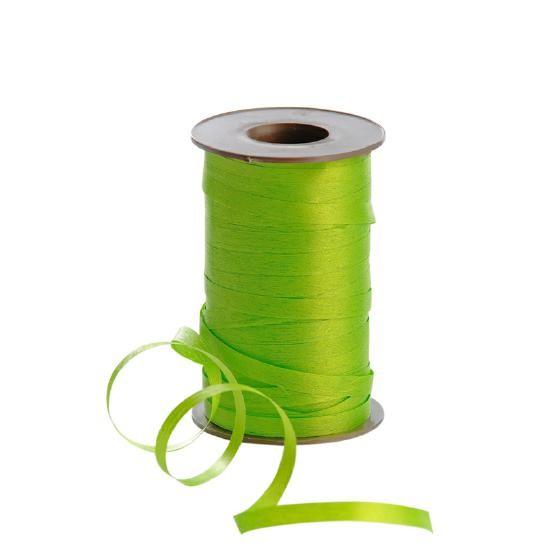 Polyband matt 7,5mm 180Meter hellgrün