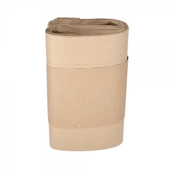DEISS Papier Abfallbeutel 21+15,5x36 cm - 10 Liter