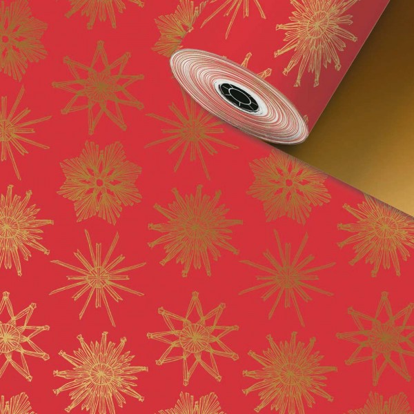 Geschenkpapier Rolle 50m 250Meter Rahel