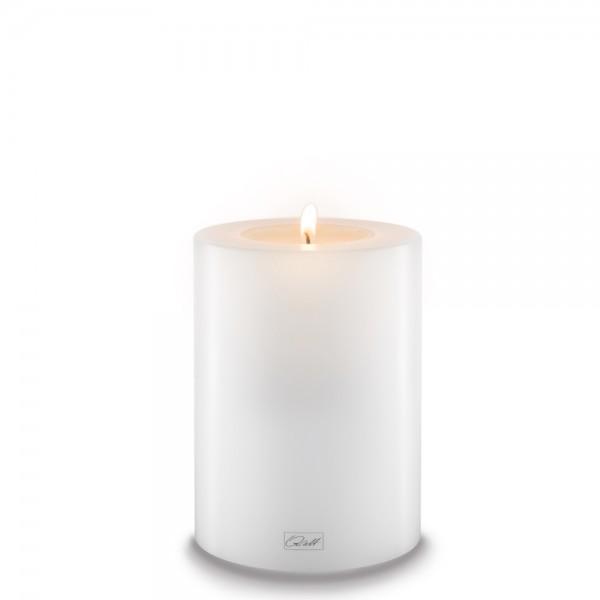 Teelichthalter Farluce Trend Ø 10cm Höhe 15 cm Weiß