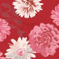 DUNI Klassik Serviette 40x40 cm 1/4F.Autumn Floral