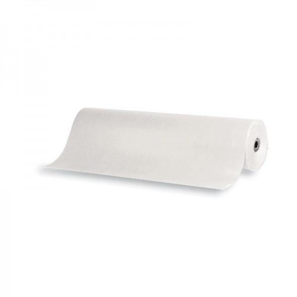 Kraftpapier weiß gebleicht 1/4 Bogen 37.5x50cm