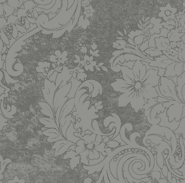 DUNI Dunilin Serviette 40x40 cm 1/4F.Royal granite grey