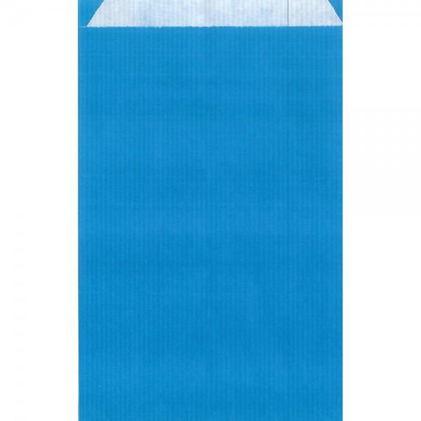 Geschenkflachbeutel 26x9x46cm blue