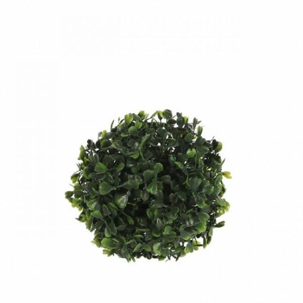Deko-Buchsbaum Kugel Ø 13cm grün