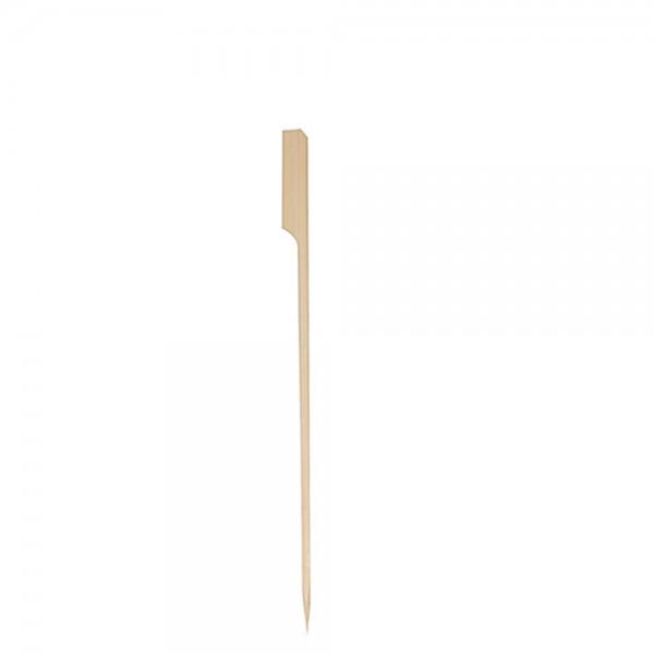 """Fingerfoodspieß """"Flag"""" 20 cm / Ø 0,3 cm"""